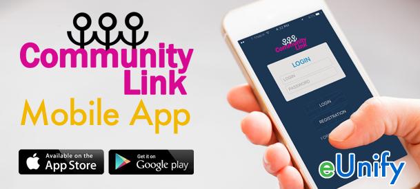 CommunityLink Mobile App