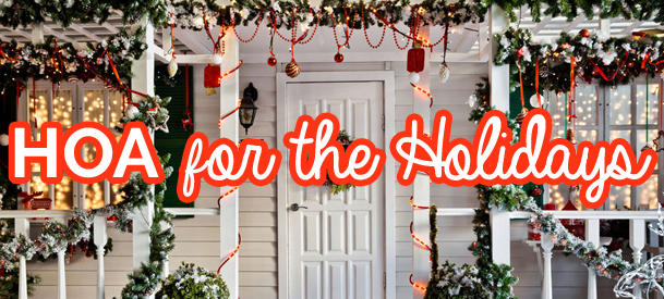 HOA for the Holidays 2018