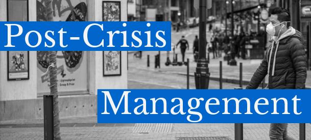 Post Crisis Management