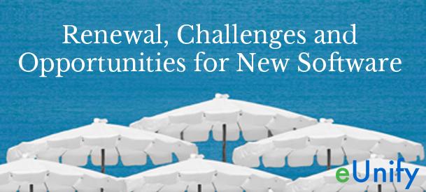 Renewal Challenges Opportunities