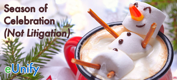 Season of Celebration Not Litigation HOA Software