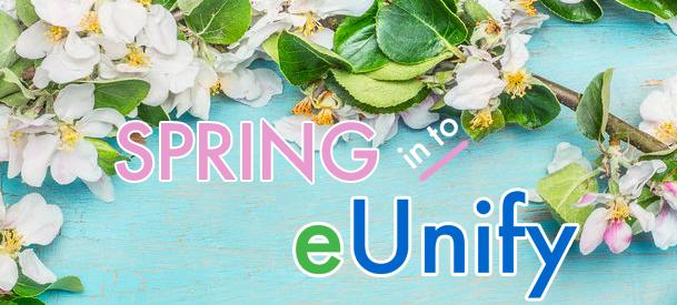 Spring into eUnify 2019