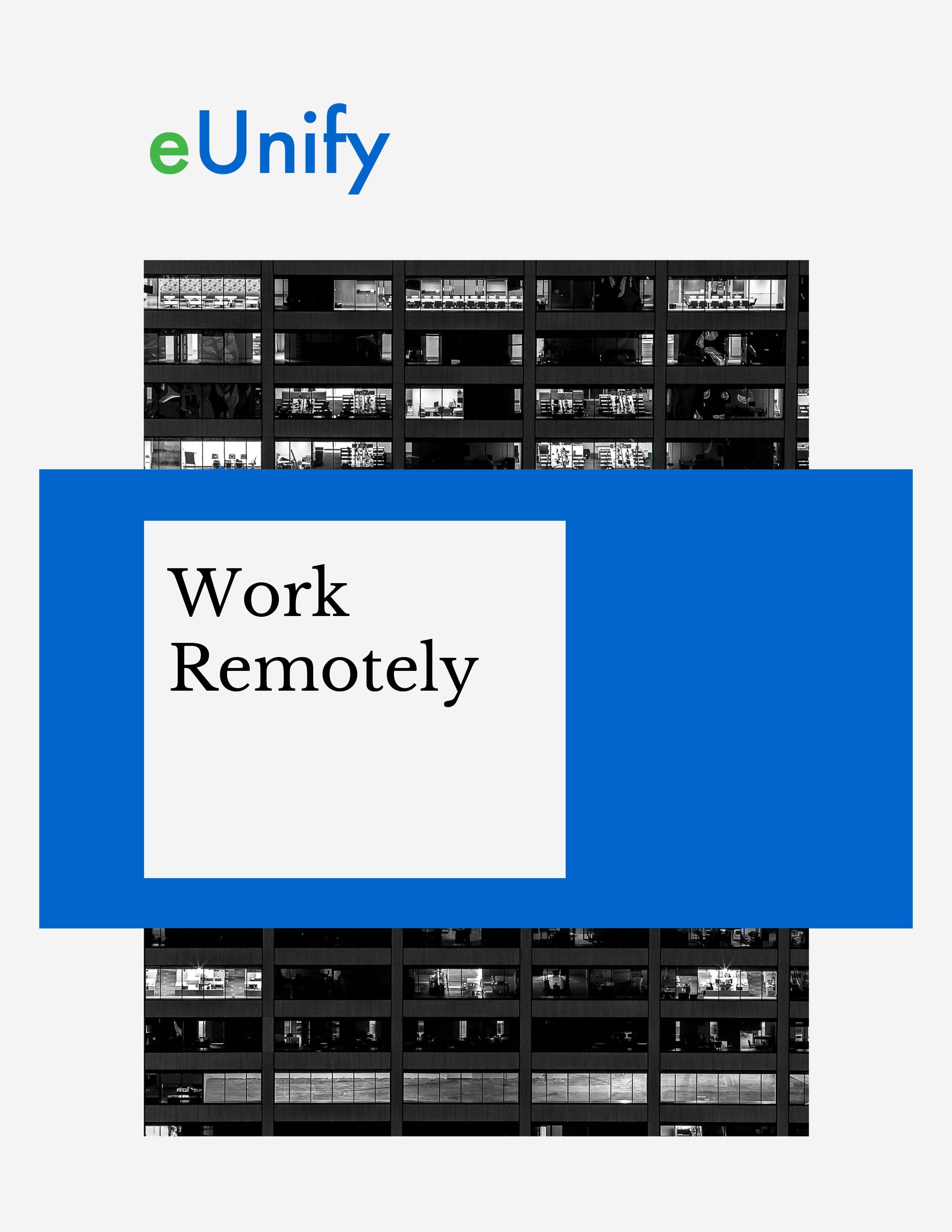 Work Remote Cover