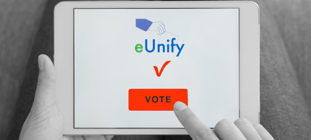 elections with eUnify 2020