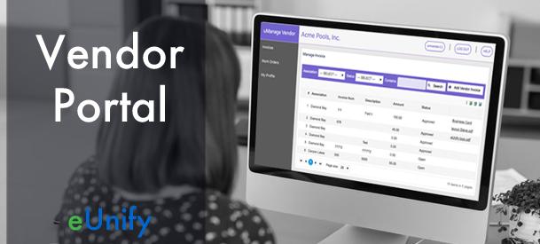 uManage Vendor Portal 2020